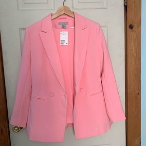 Light pink pant suit set